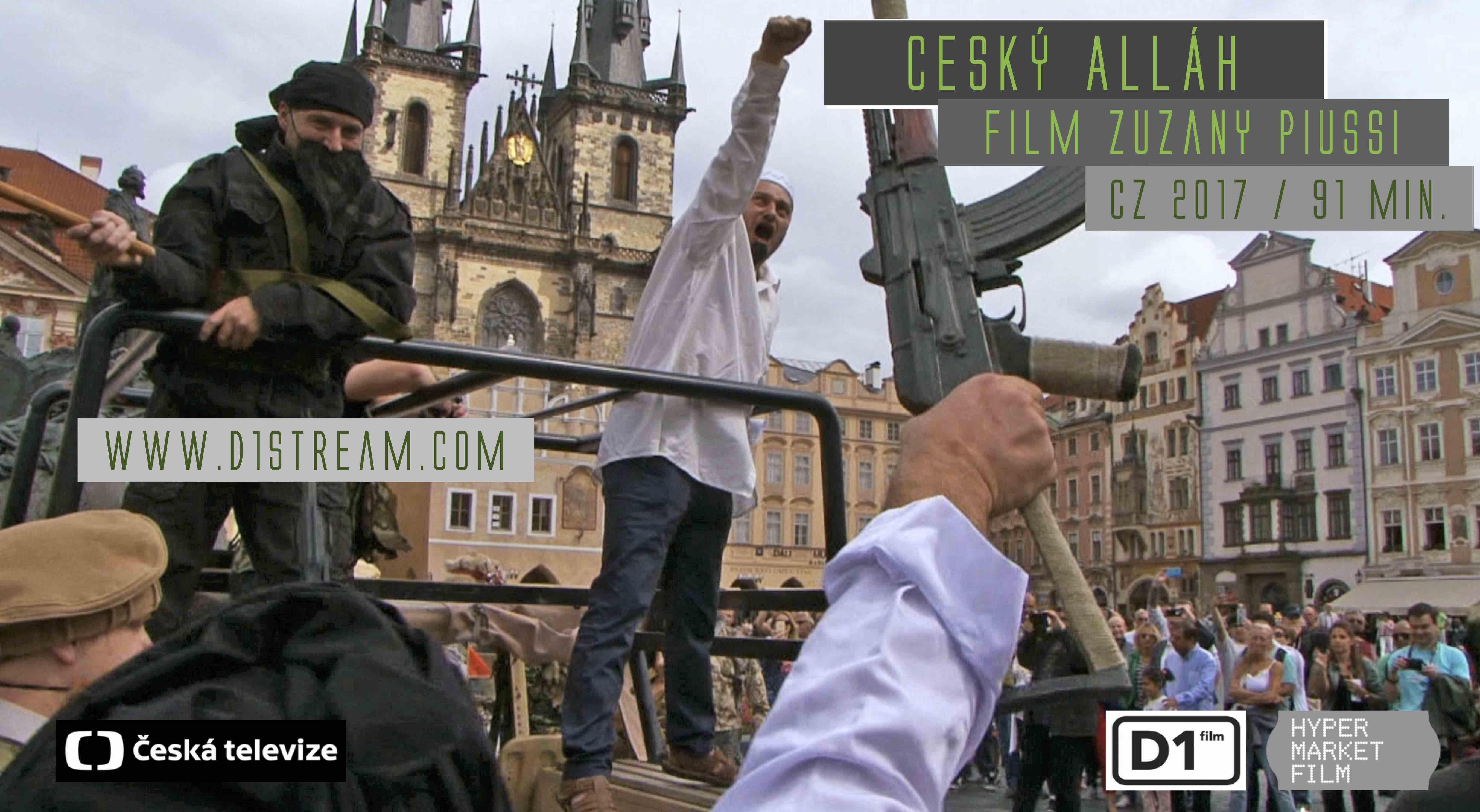 Dokument režisérky Zuzany Piussi Český Alláh