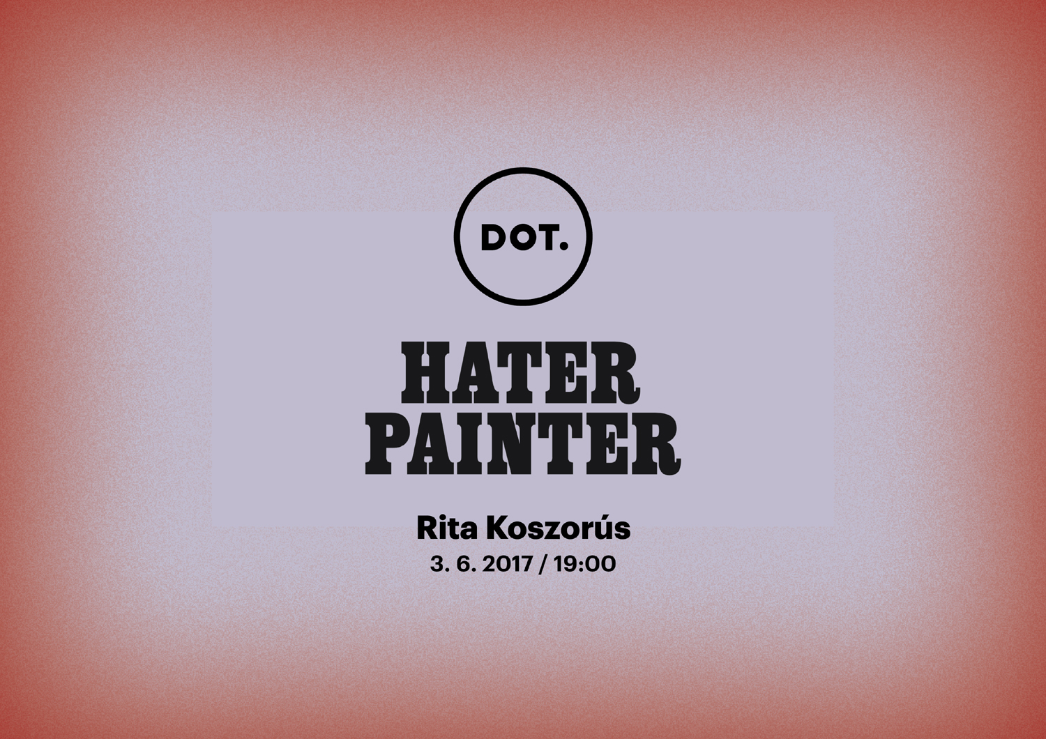 Hater Painter